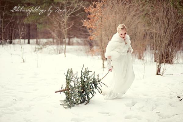 Žiemos vestuvės