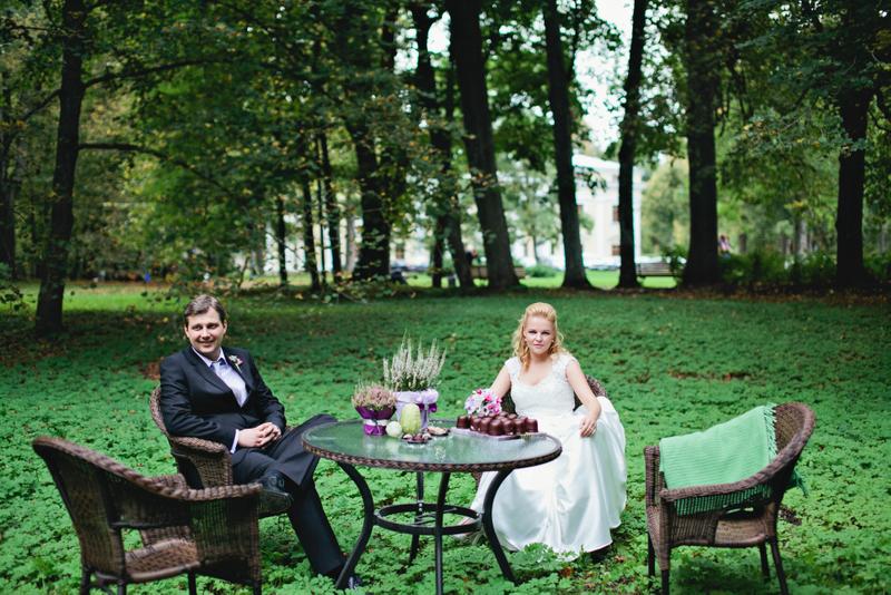 Vestuvės Vilniaus dvare
