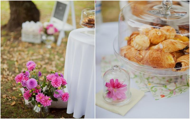 Vestuvių skanėstai