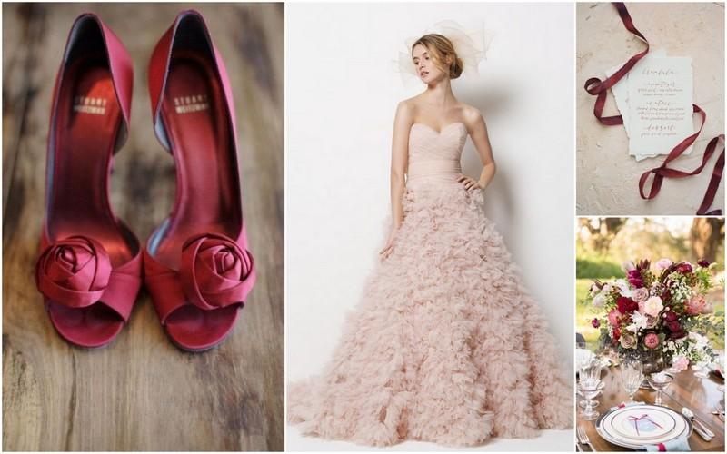 Vestuvių spalvos