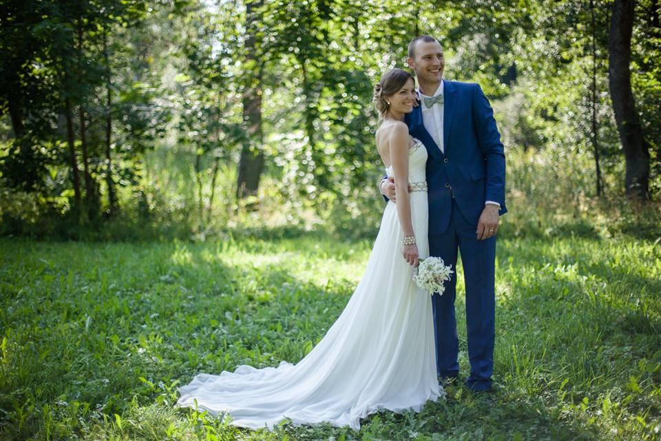 Vestuvės Biržuose