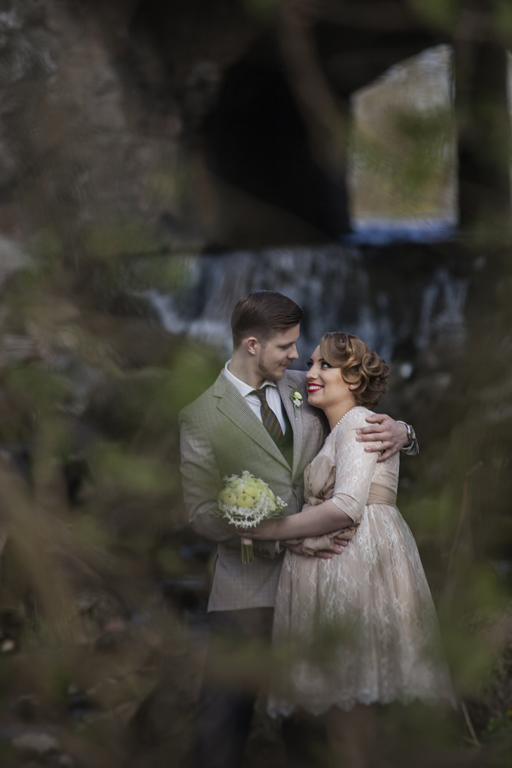 Vestuvių nuotraukos retro vestuvės