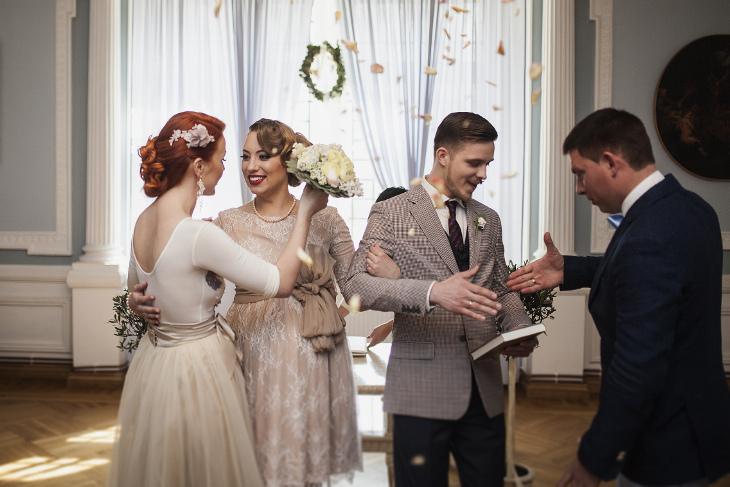 Vestuvės Žiemos sode Kretingoje