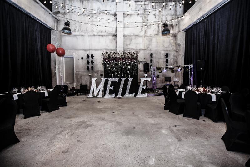 Netradicinis vestuvių dekoravimas