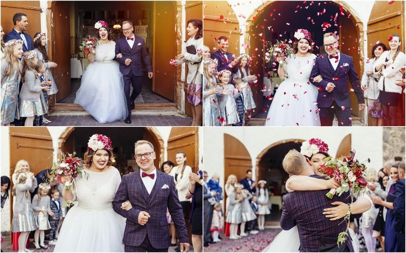 Linos ir Tomo vestuvės lofte