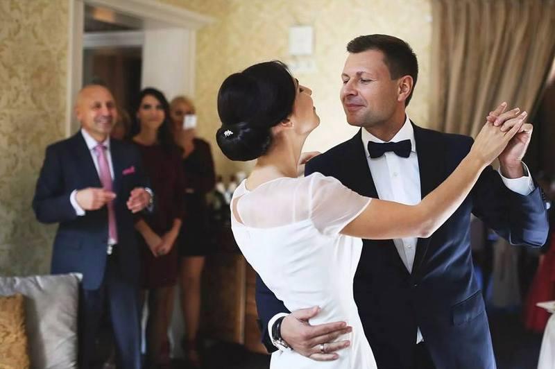 Vestuvių šokis