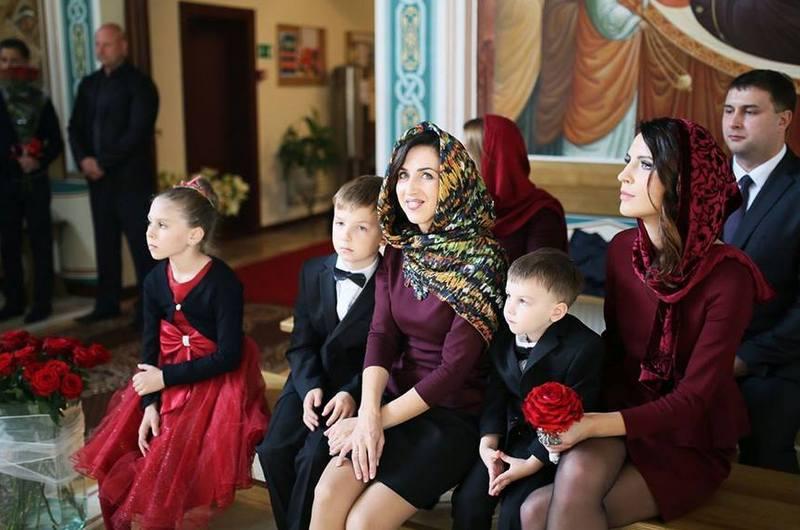 Vestuvės cerkvėje