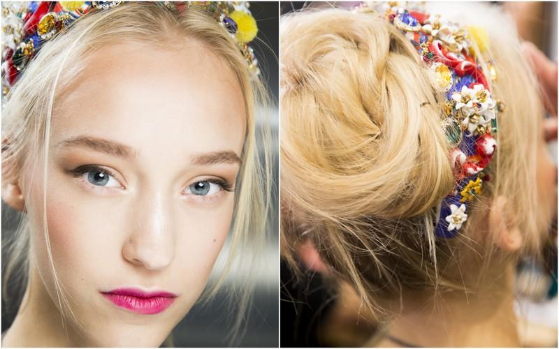 Plaukų aksesuarai nuotakoms