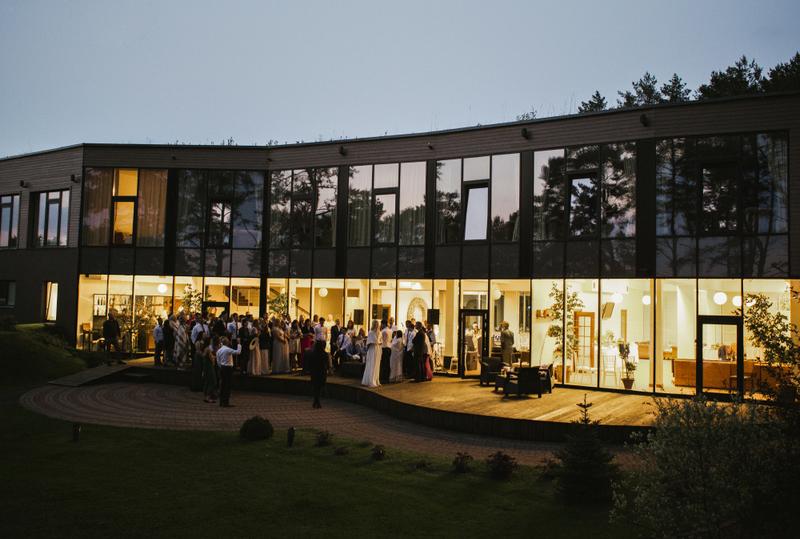 Poilsio kompleksas vestuvėms