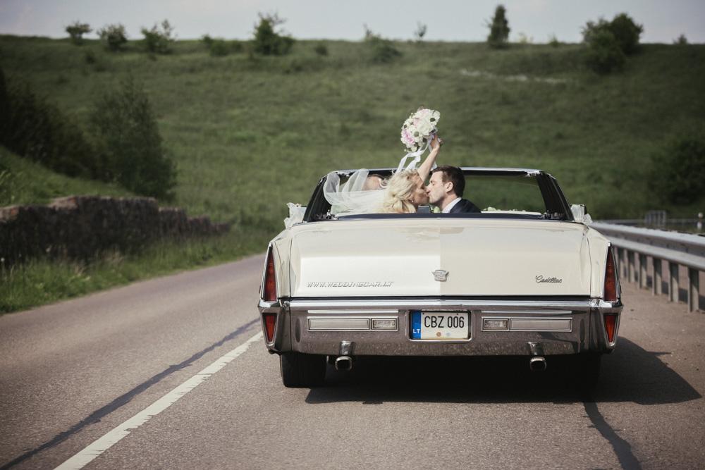 Vestuvių transportas