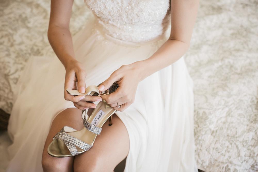 nuotakos rytas, vestuviniai bateliai