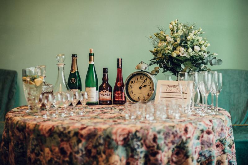 Pavasario vestuvės