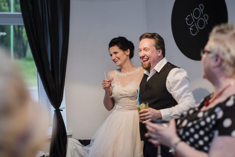 retro vestuvės