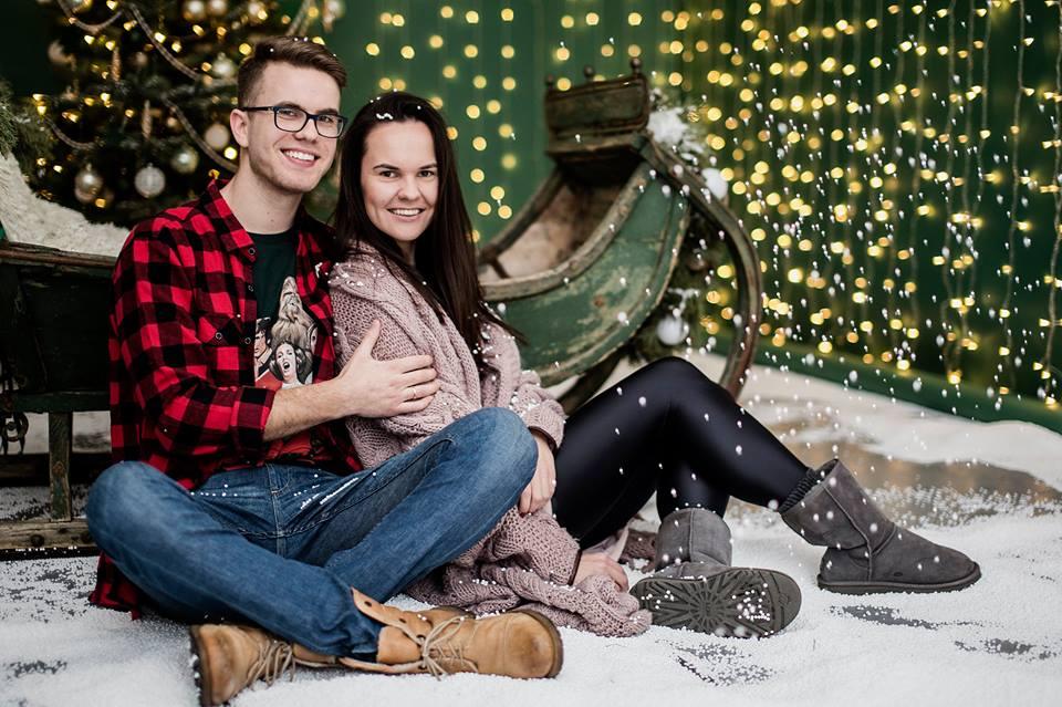 Kalėdinė paramos fotosesija