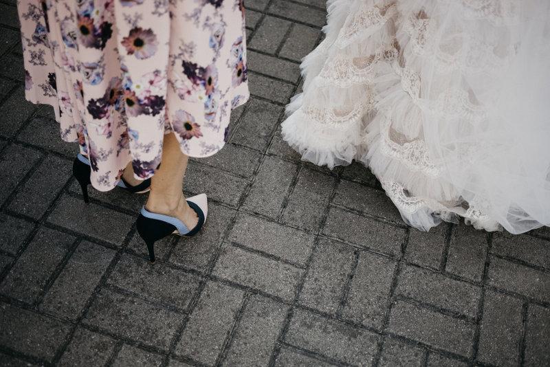 Vestuvių bateliai