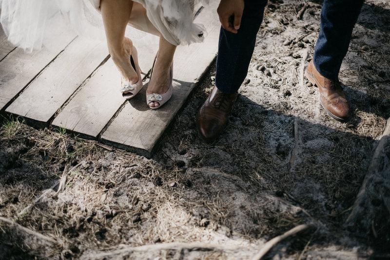Vestuvių avalynė
