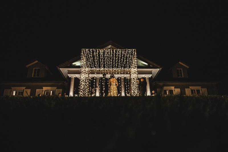lemputės vestuvėse