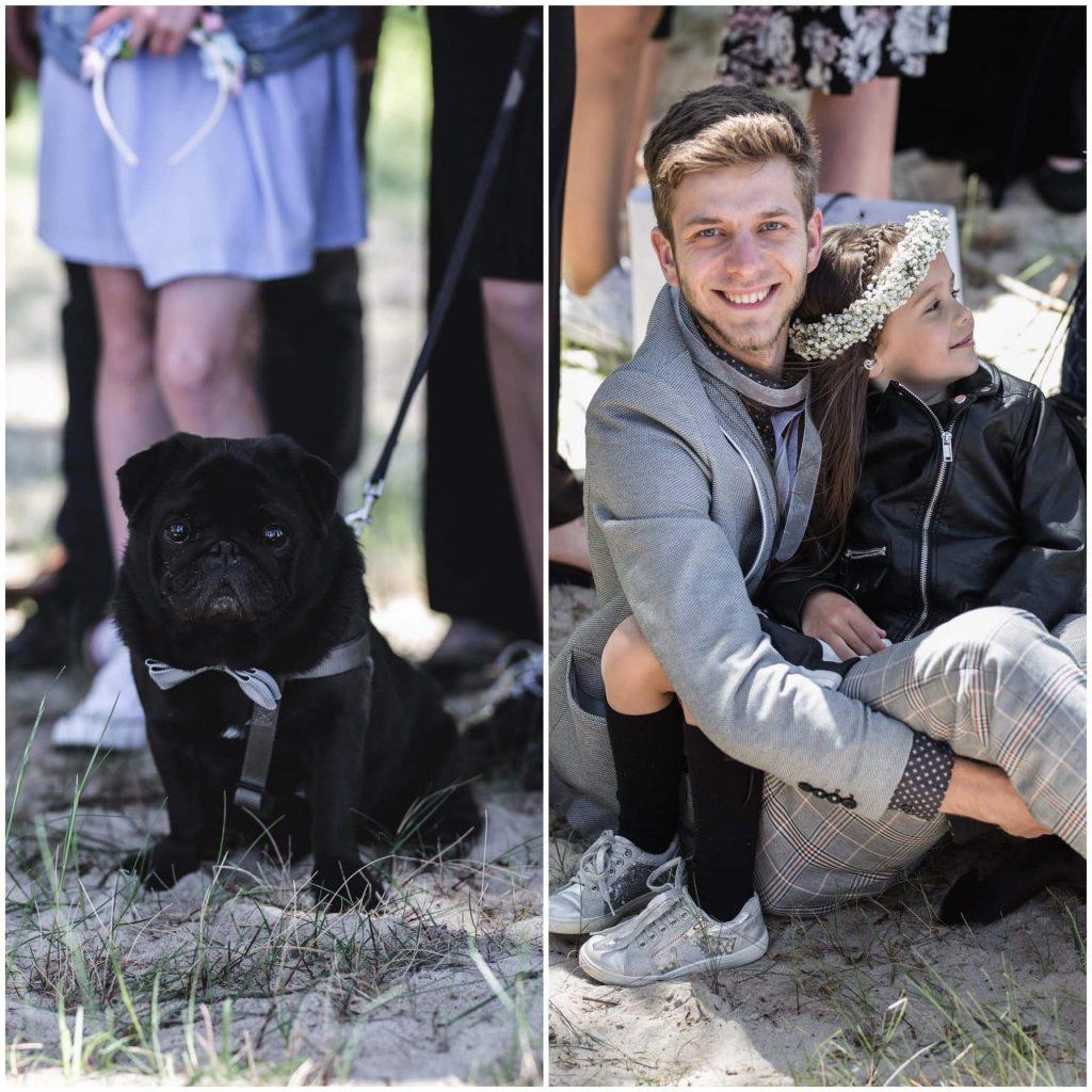 Šuo vestuvėse