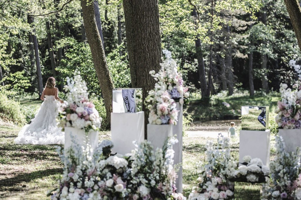 Dekoro idėjos vestuvėms