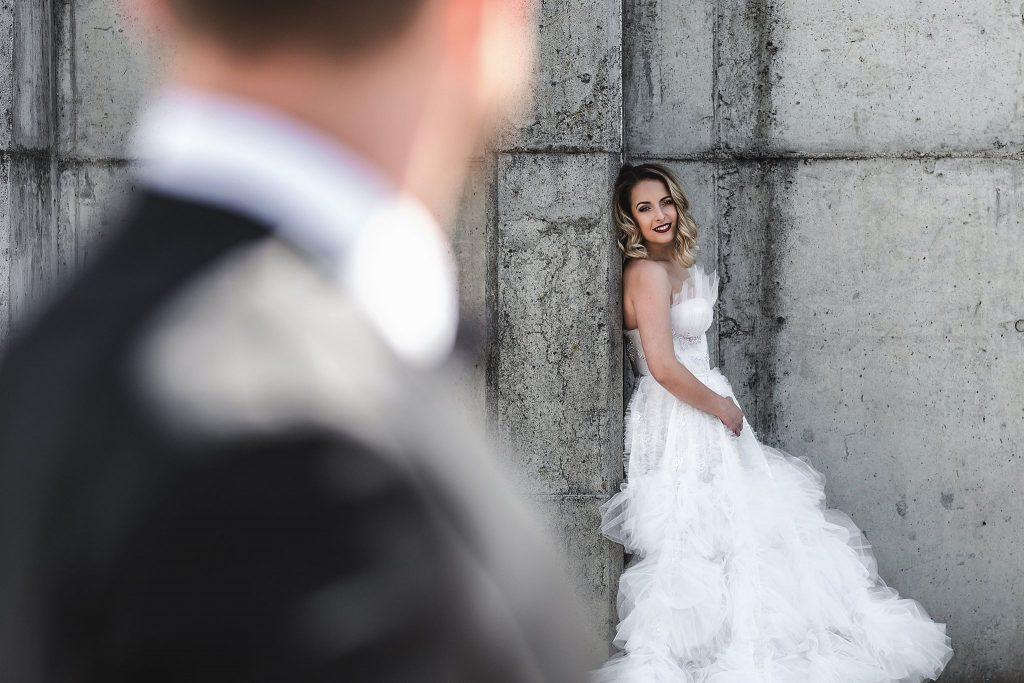 Nuostabi vestuvių suknelė