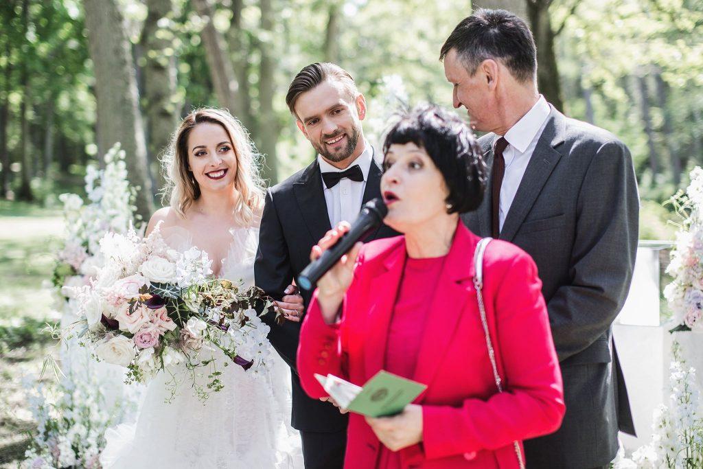 kalbos vestuvėse