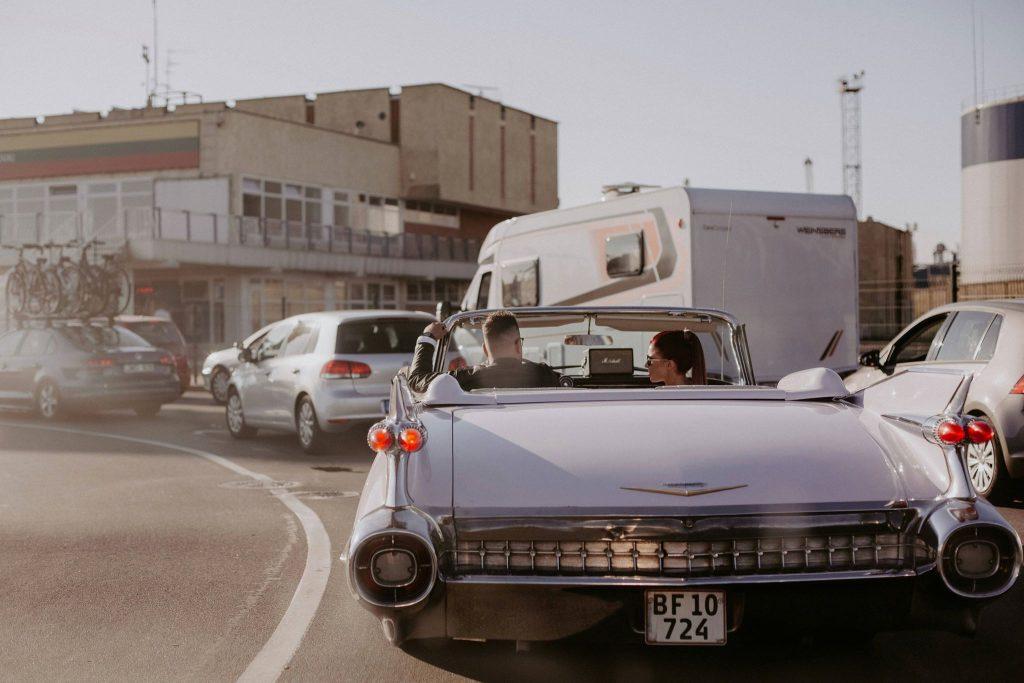 Automobiliai vestuvėse