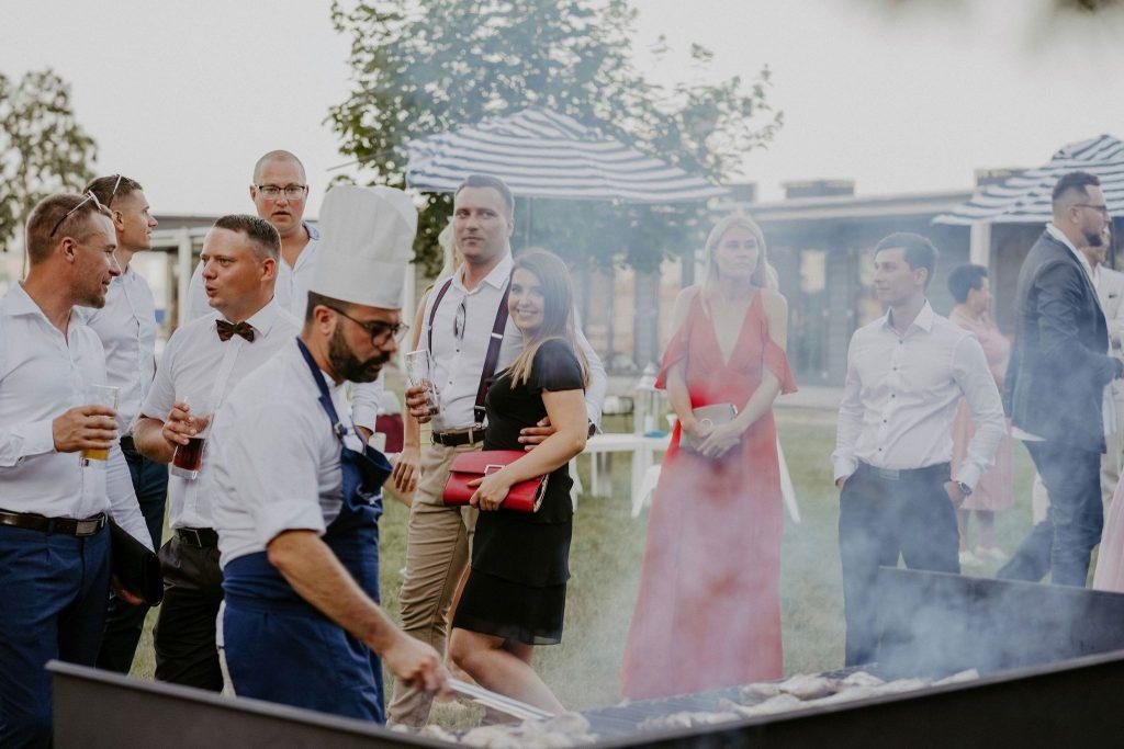 maistas vestuvėse