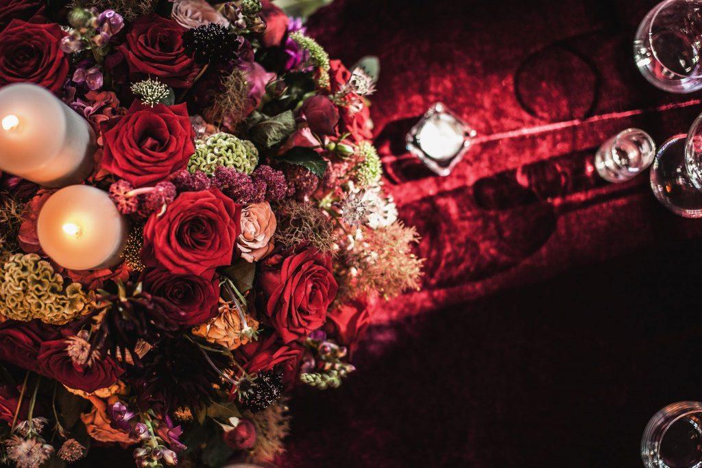 Vestuvių gėlės