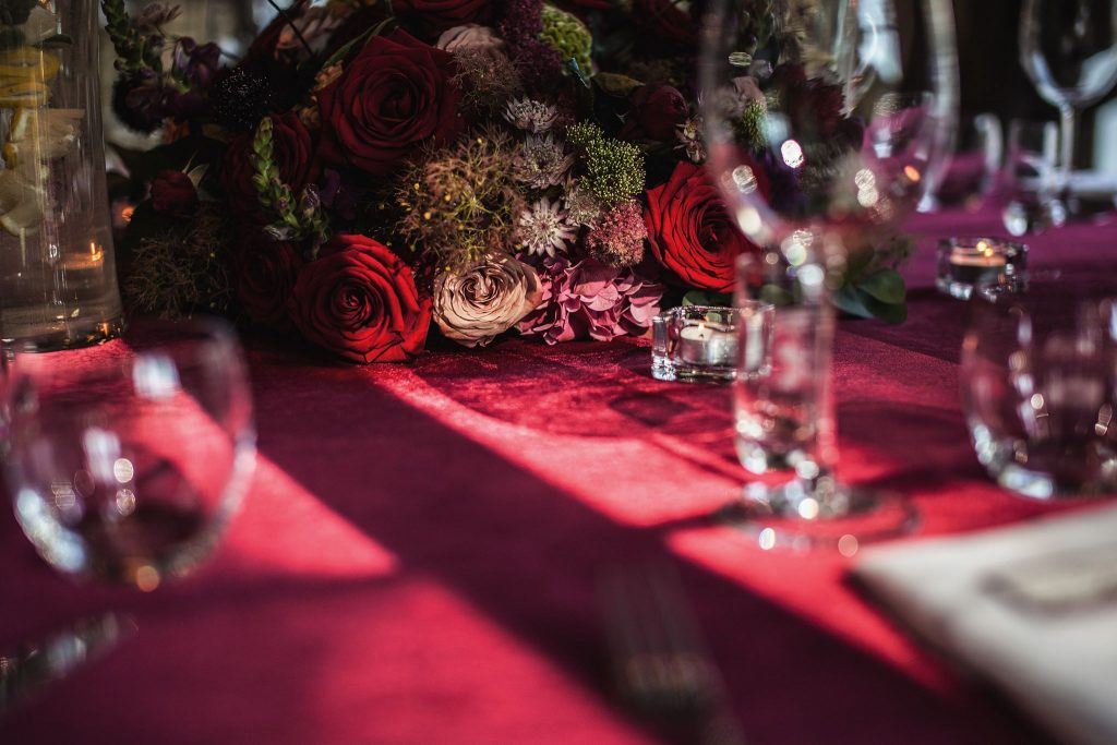 Gėlės vestuvėse