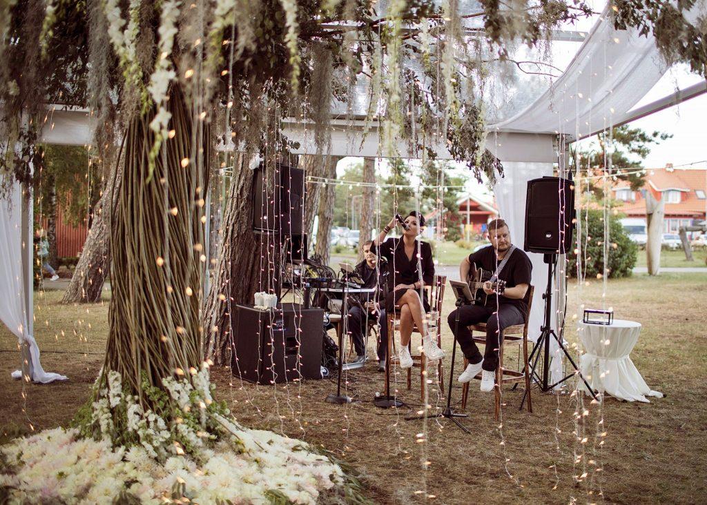 Andriulų vestuvės Nidoje