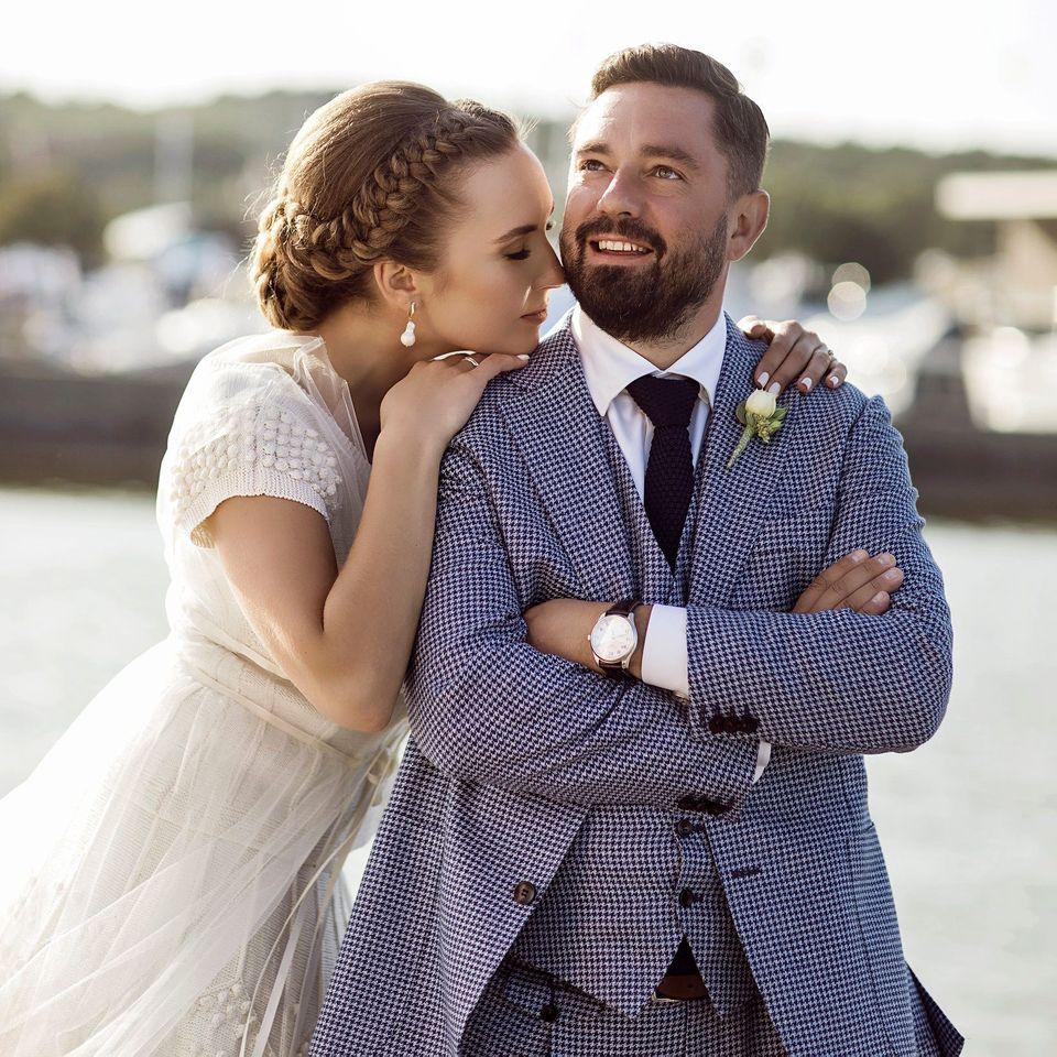 Medeinos ir Liudviko vestuvės