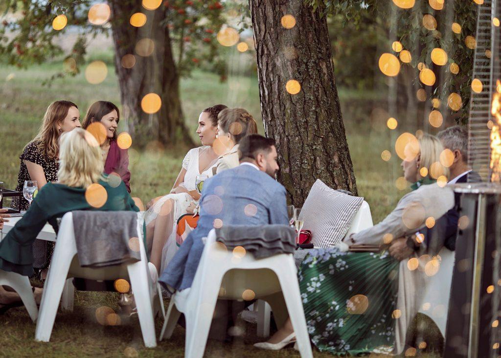Andriulių vestuvių akimirkos