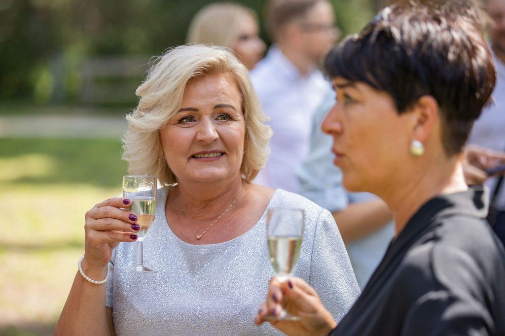 Šampanas vestuvėse