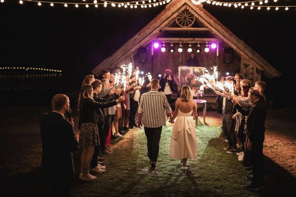 Vestuvės naktį