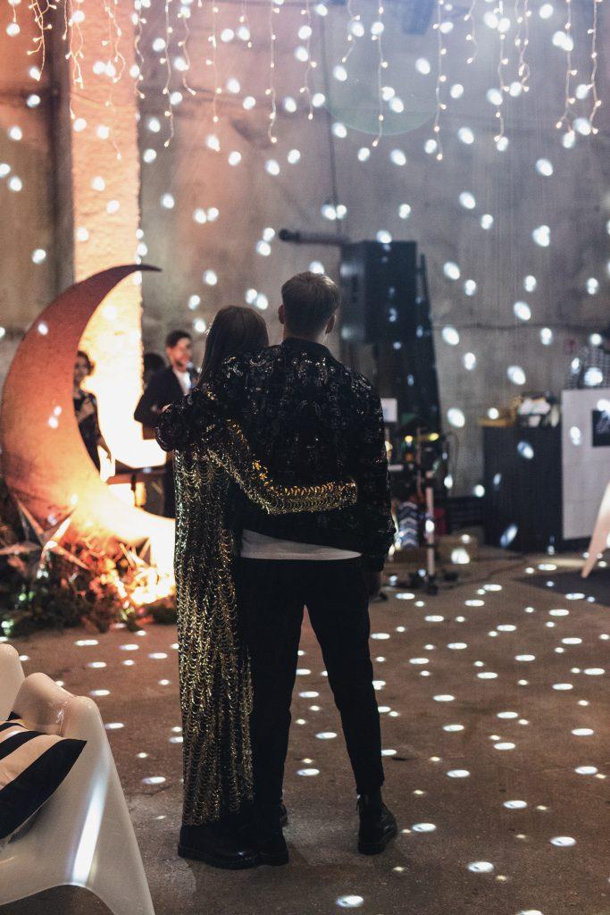 Vestuvių garsas ir šviesa