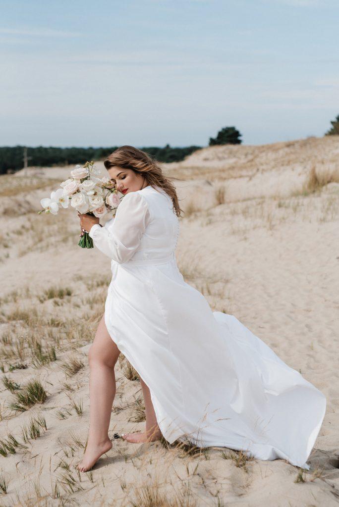 Jaunoji vestuvėse