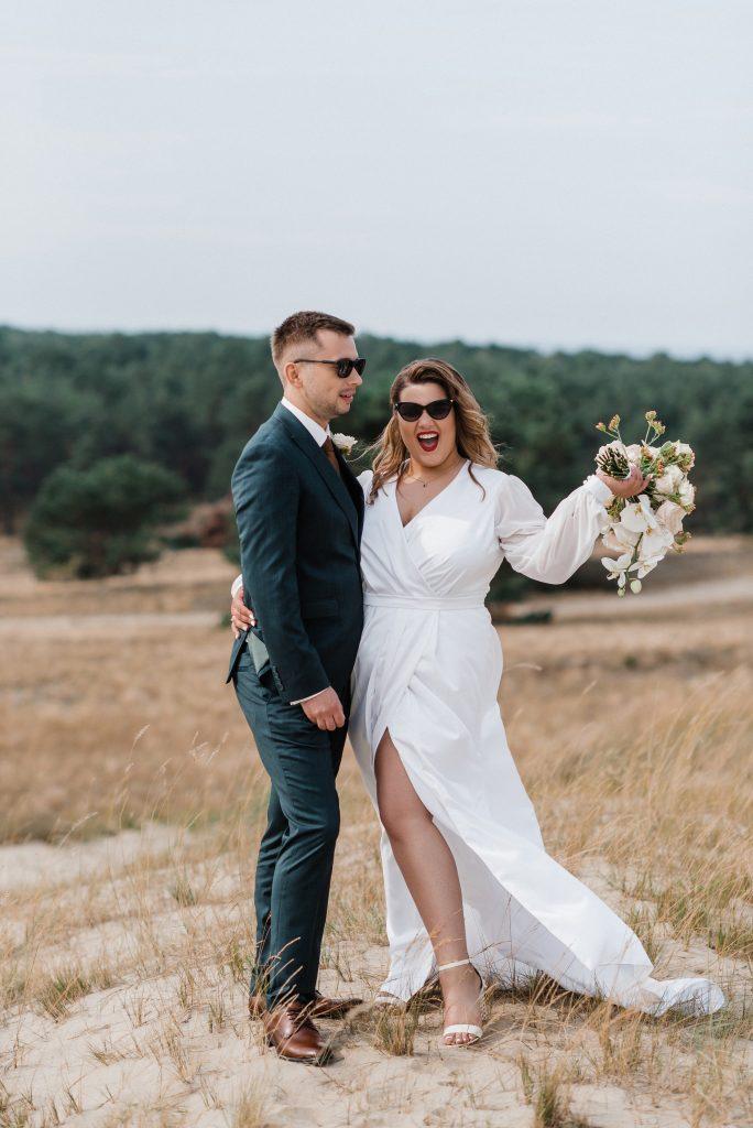Jaunieji vestuvėse