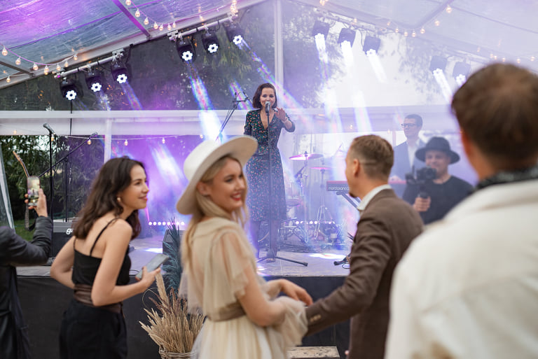 Monika Liu koncertas vestuvėse